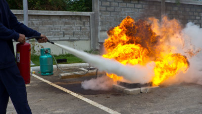 Types of Fire Extinguisher and Their Uses